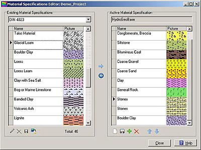 how to change colour of legend symbols excel